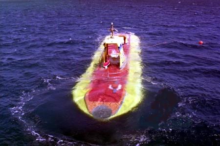 Синдбад – единственная субмарина в